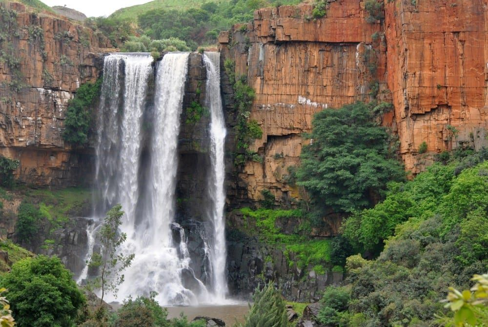 Waterval, Panoramaroute
