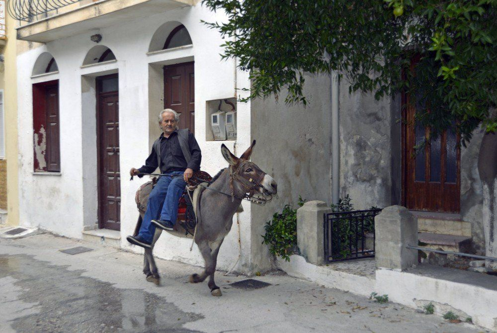 Lesbos - Bezienswaardigheden Griekenland