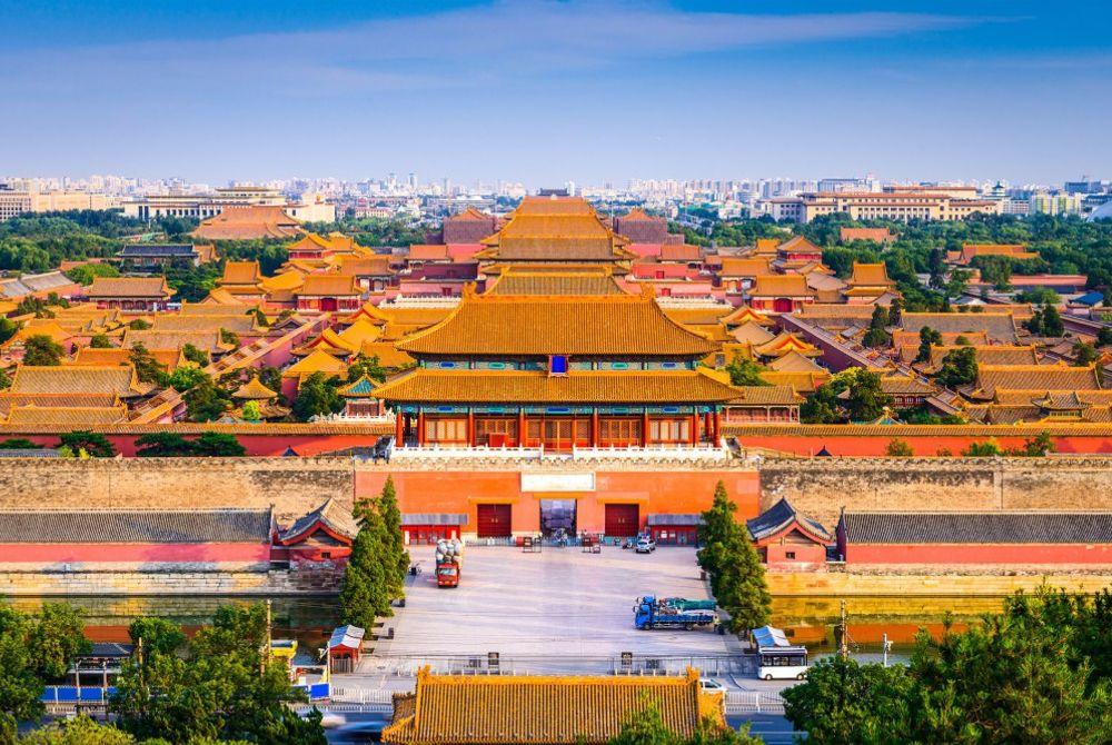 Verboden Stad, China