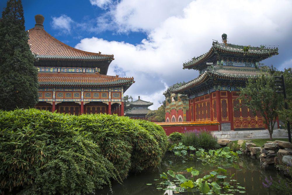 Imperial Garden, Verboden Stad