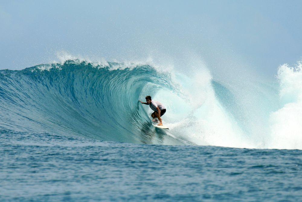 Surfen, Gili Eilanden