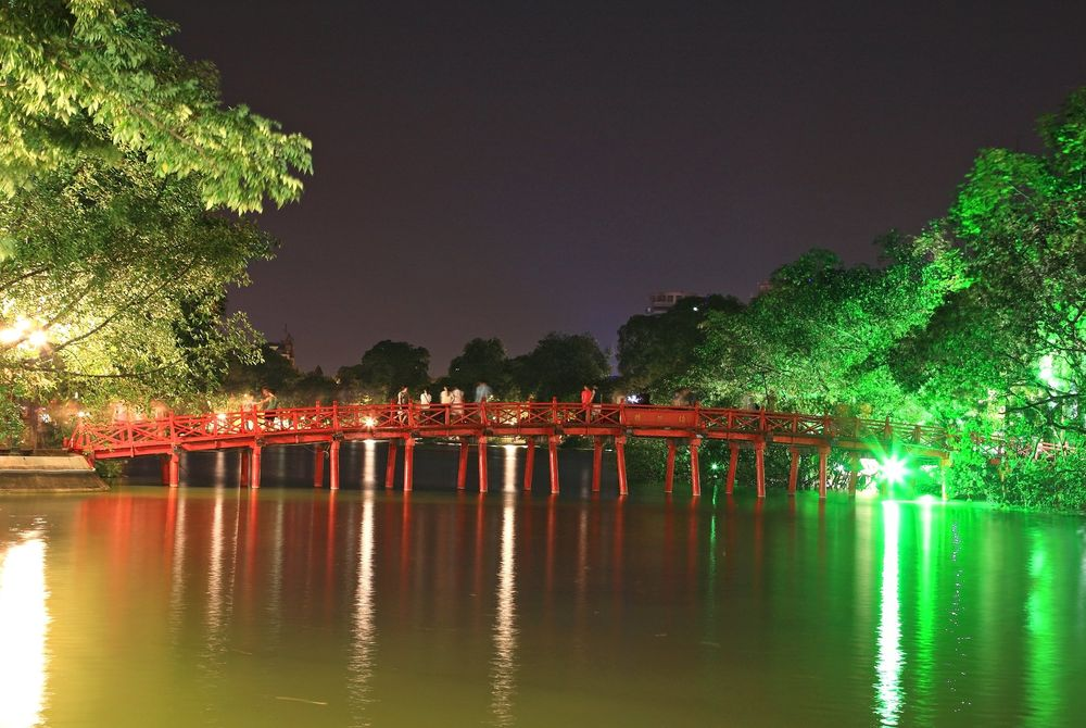 Hoan Kiem Meer, Hanoi
