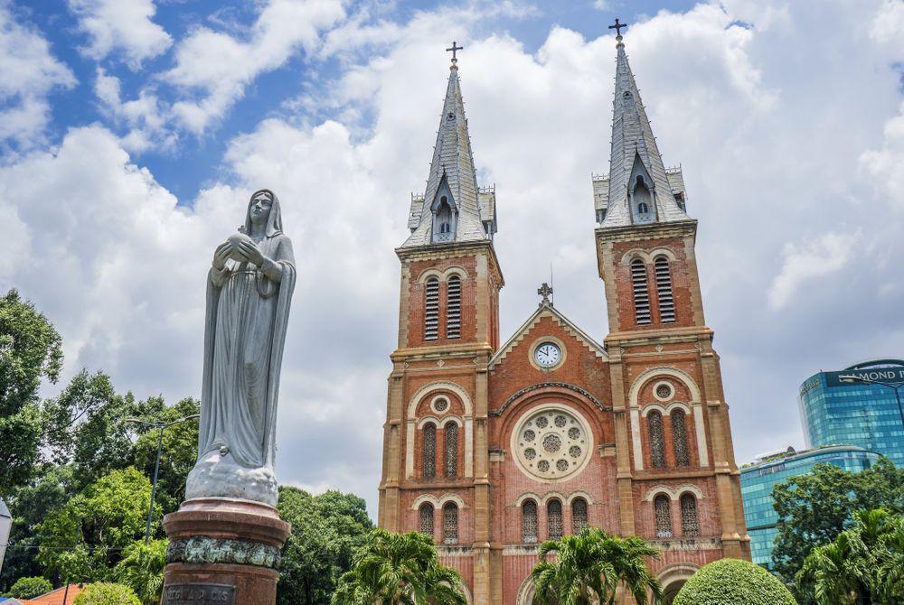 Notre Dame, Ho Chi Minh City