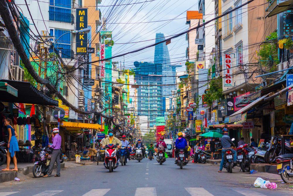 Pham Ngu Lao, Ho Chi Minh City