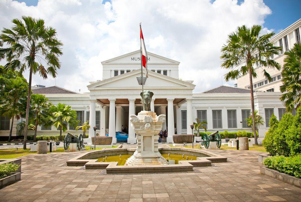 Museum Nasional, Jakarta