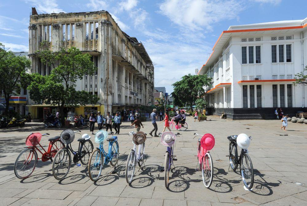Kota, Jakarta