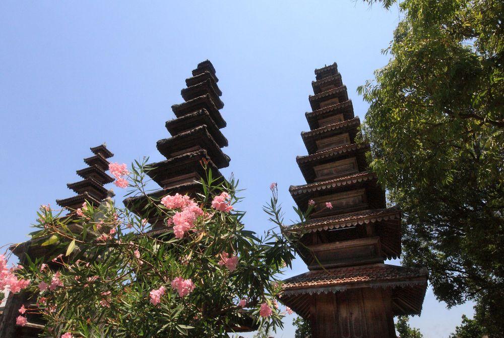 Meru tempel, Lombok