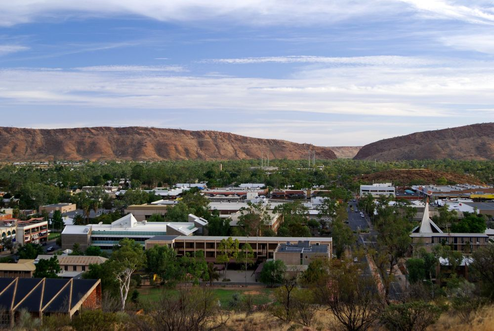 Alice Springs, Outback