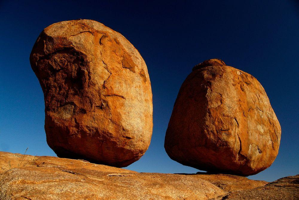 Devils Marbles, Outback