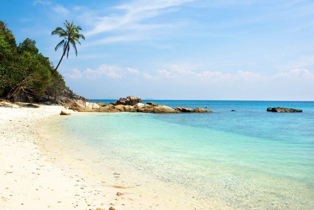 Perhentian Islands strand