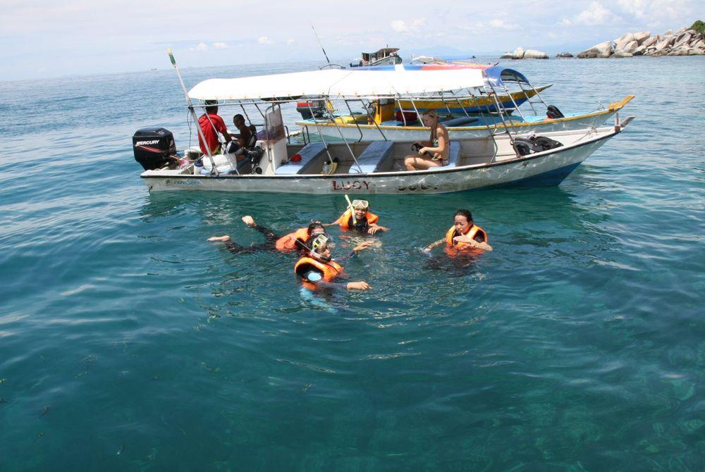 Perhentian Islands snorkelen