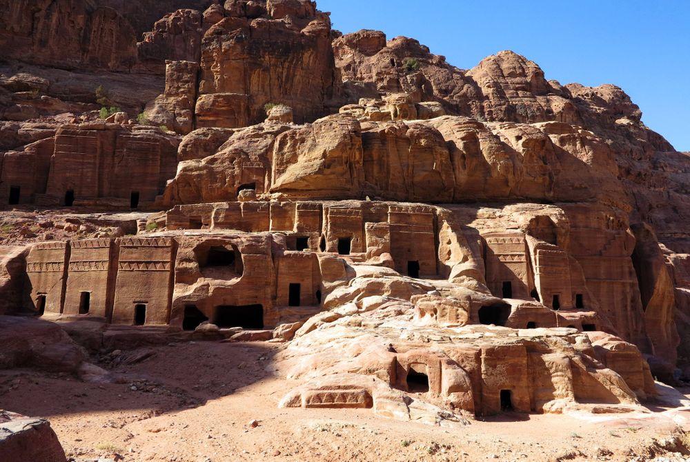 Koningsgraven, Petra