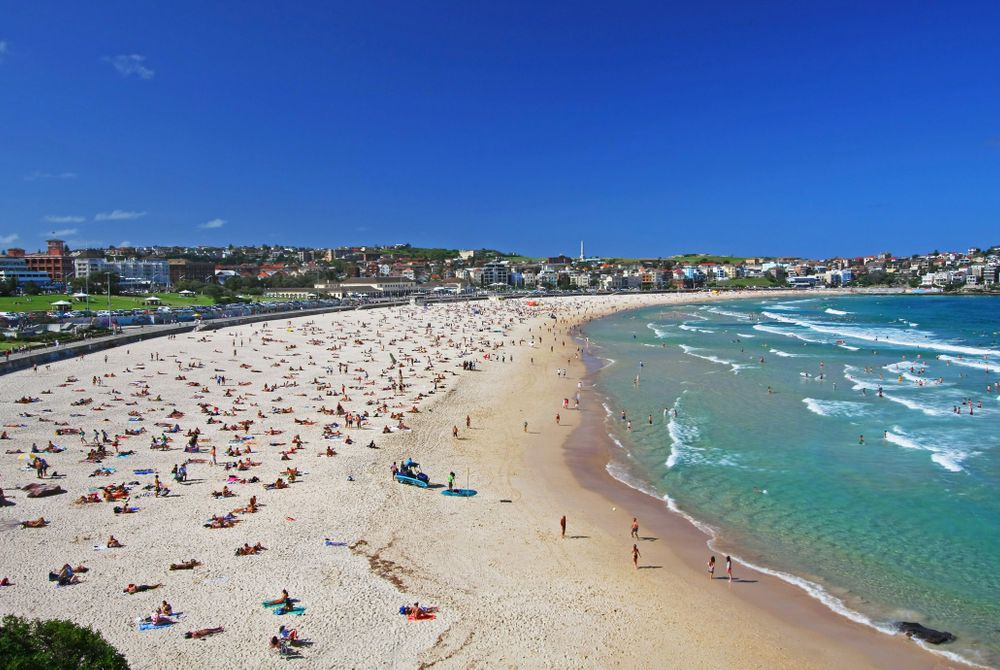 Bondi Beach, Sydney