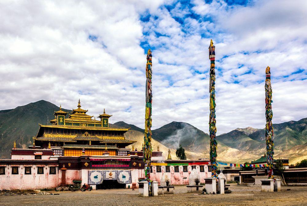 Samye, Tibet