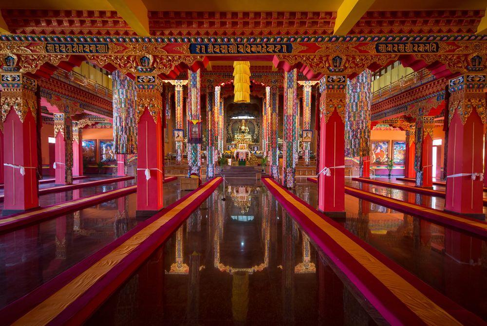 Shigatse monnik, Tibet