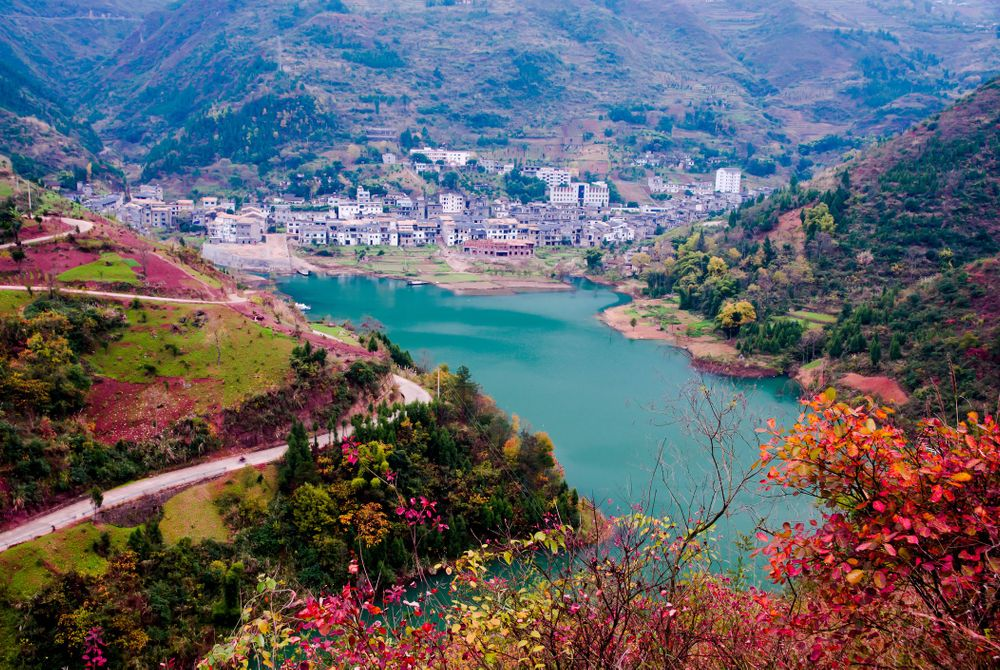 3 kloven, Yangtze