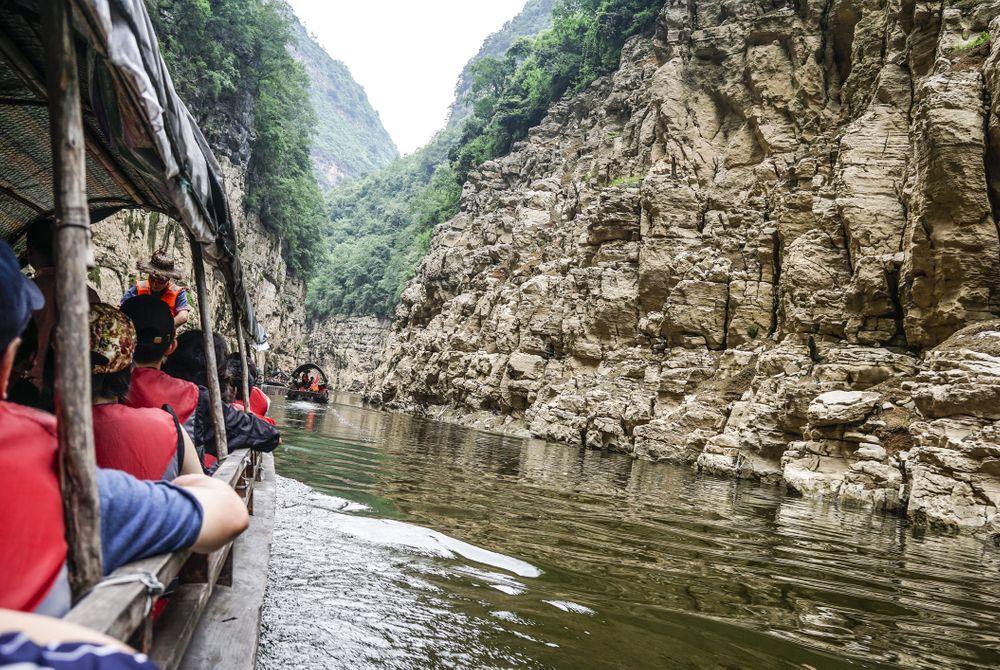 Three Little Gorges, Yangtze