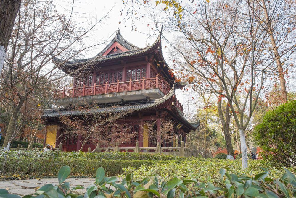 Shibaozhai, Yangtze