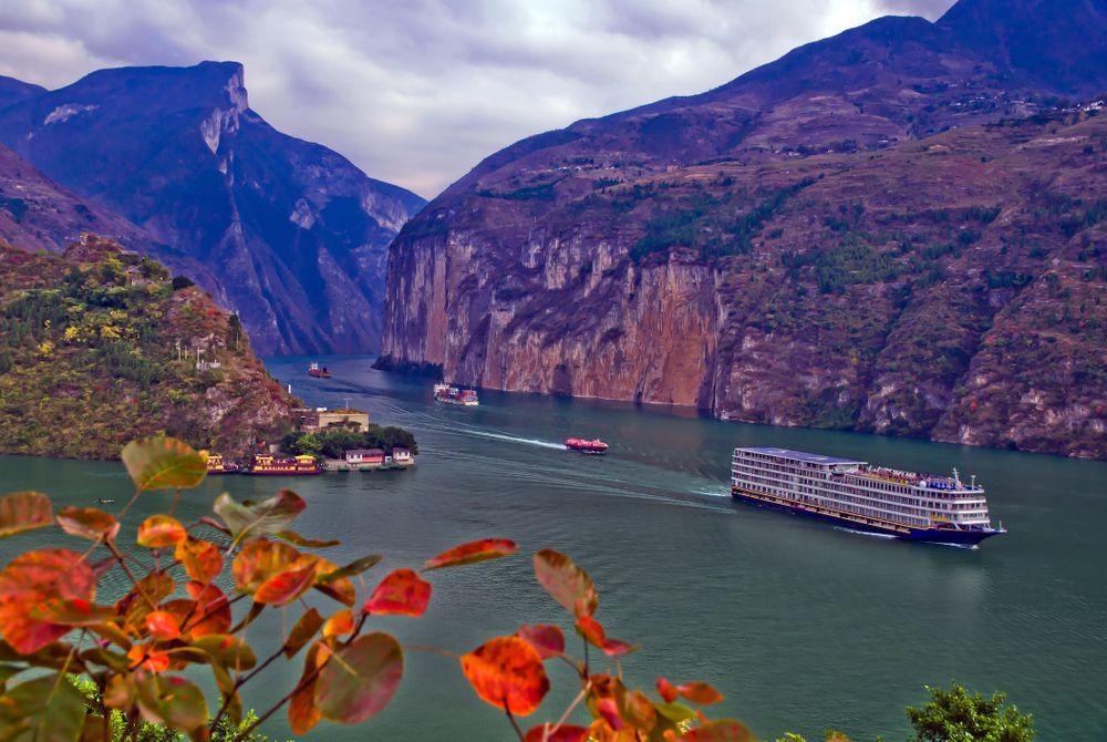 Yangtze cruiseschip