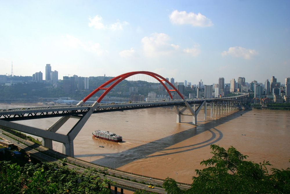 Yangtze Cruise stopover