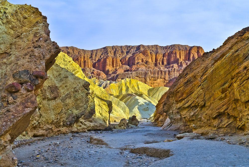 Golden Canyon