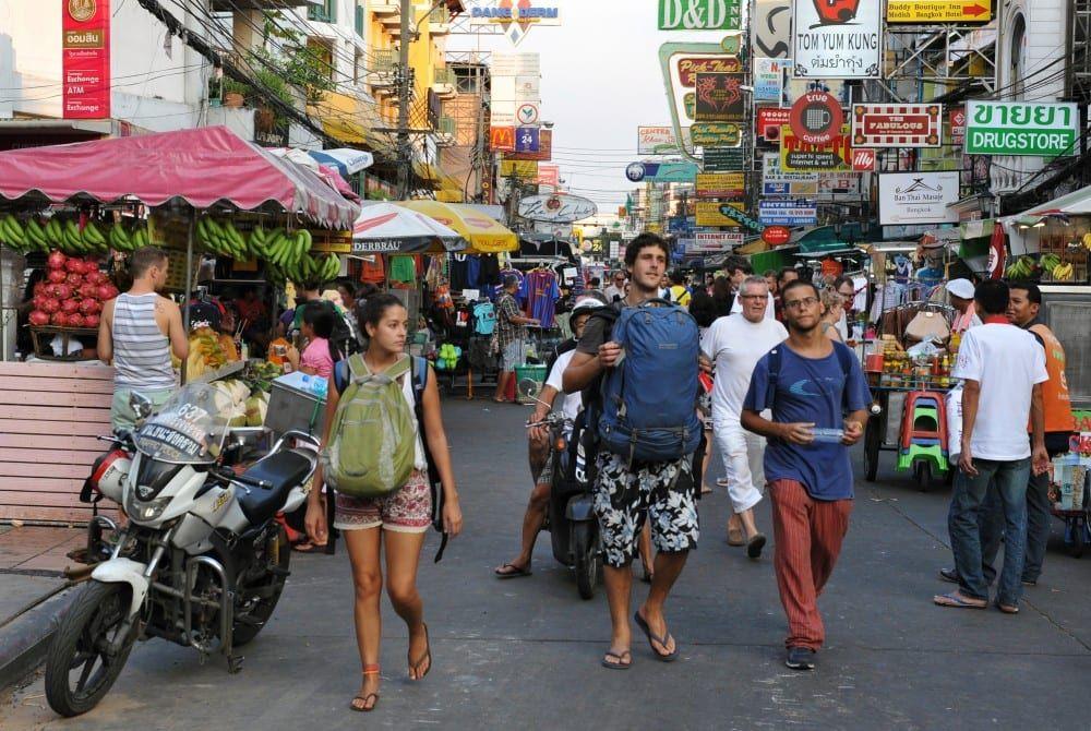 Backpacken in Zuidoost-Azië
