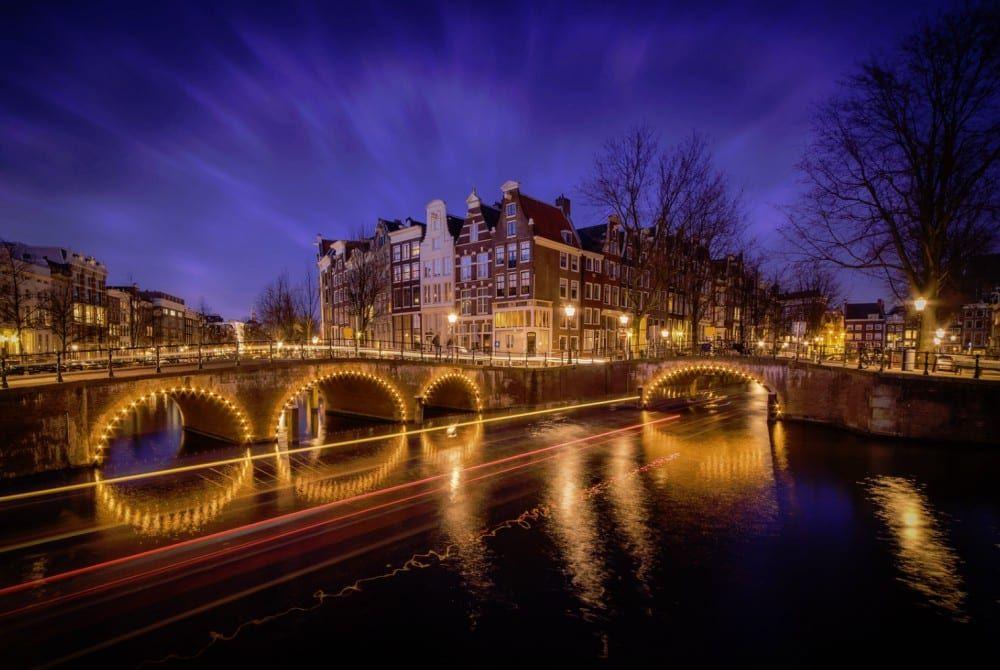 Leidse gracht Amsterdam