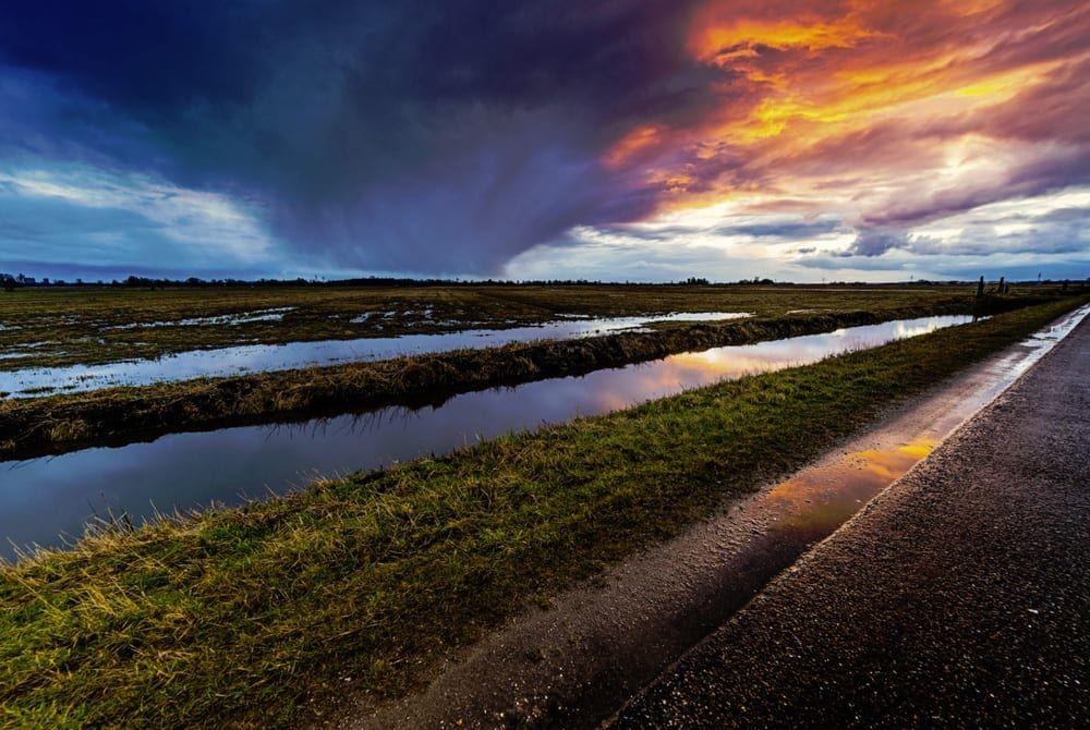 Tornado in Nederland