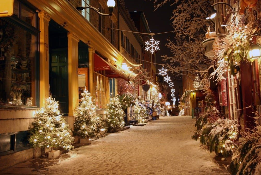 Quebec Christmas