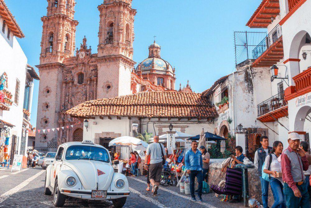 mexico taxi