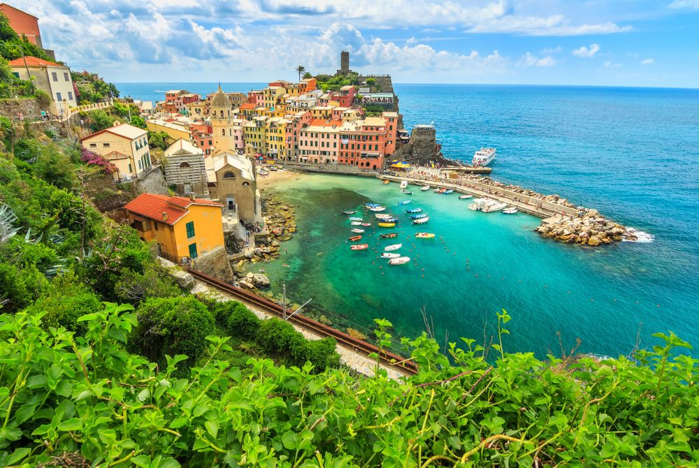 Cinque Terre: harmonie tussen mens en natuur