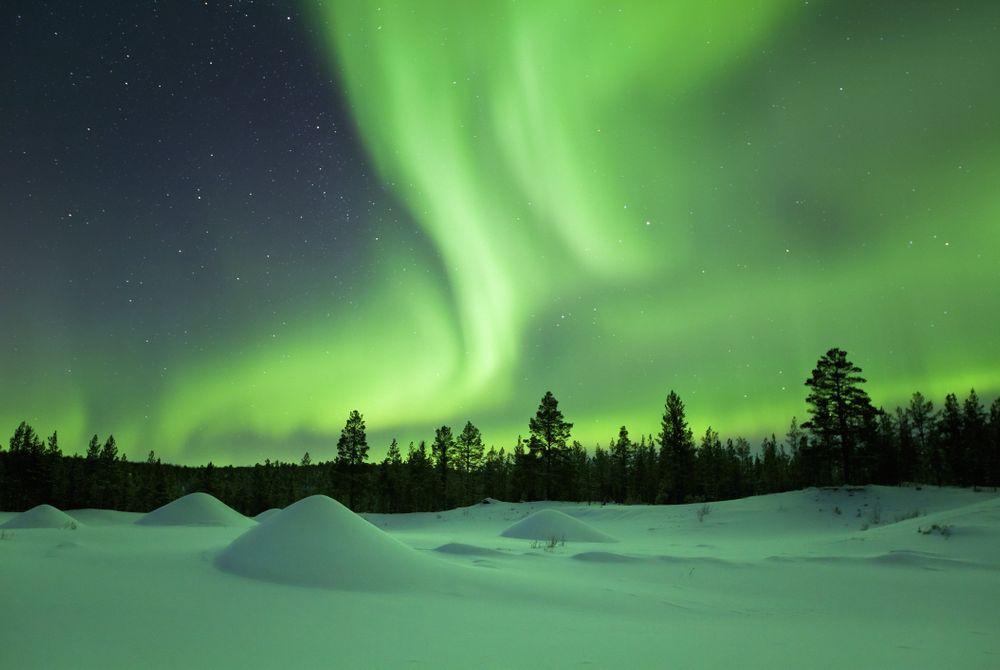 Leven in Lapland