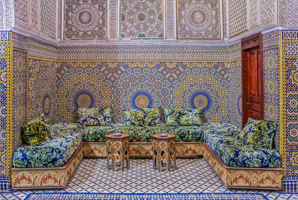 Slapen als een koning in Marokkaanse riads