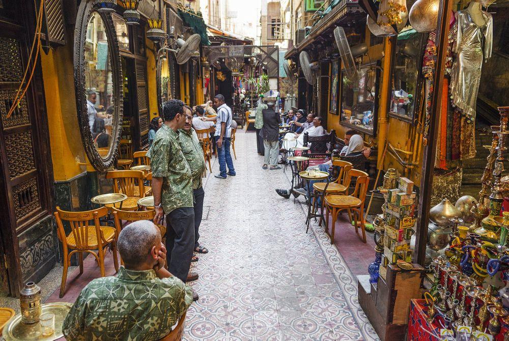 Arabische souks: rondstruinen en shoppen!