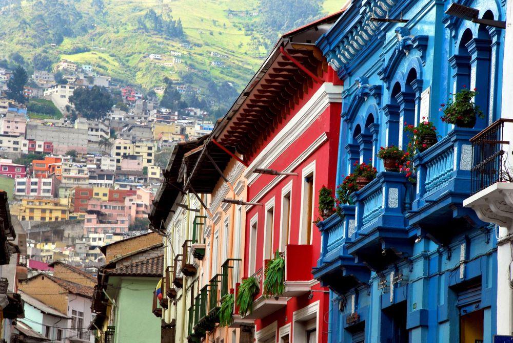Quito: oud vs. nieuw