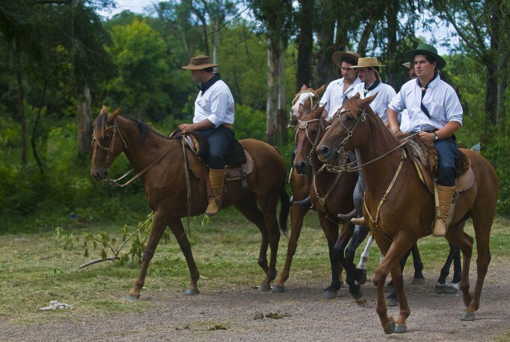 De gaucho's van Uruguay