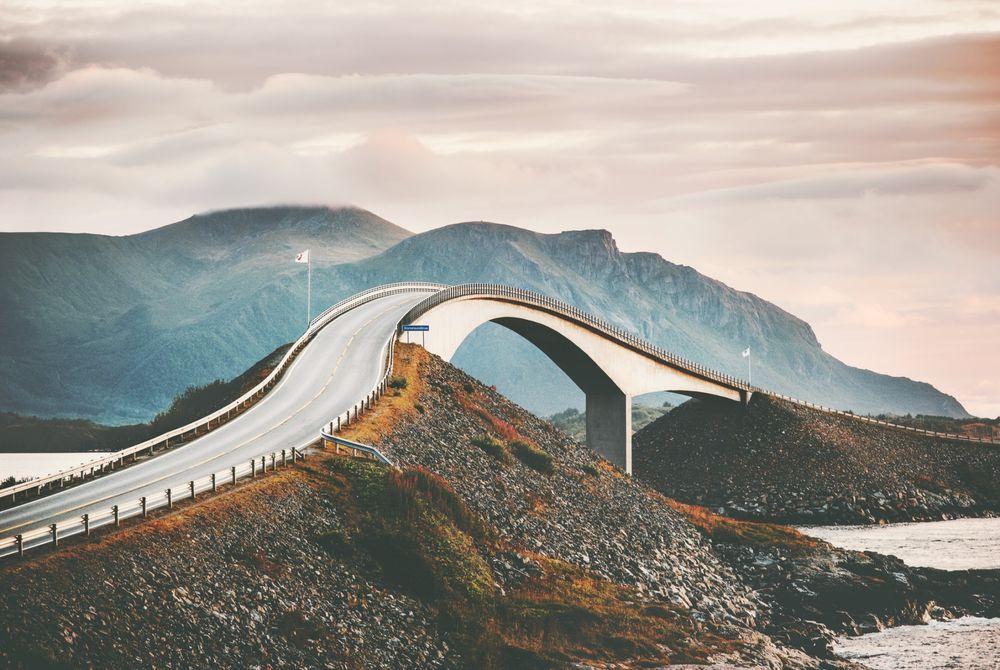 Roadtrippen in Noorwegen