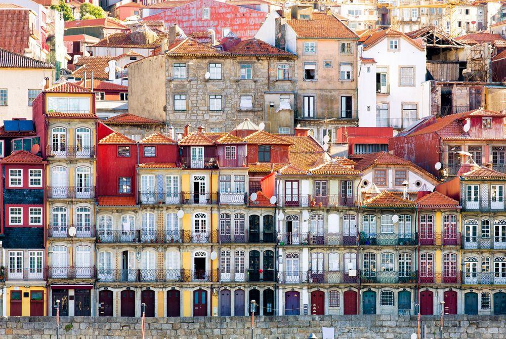 De volkswijk van Porto: Ribeira