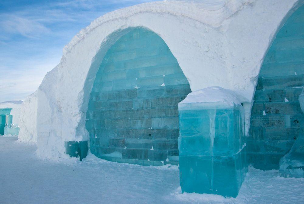 Top 5 ijshotels ter wereld