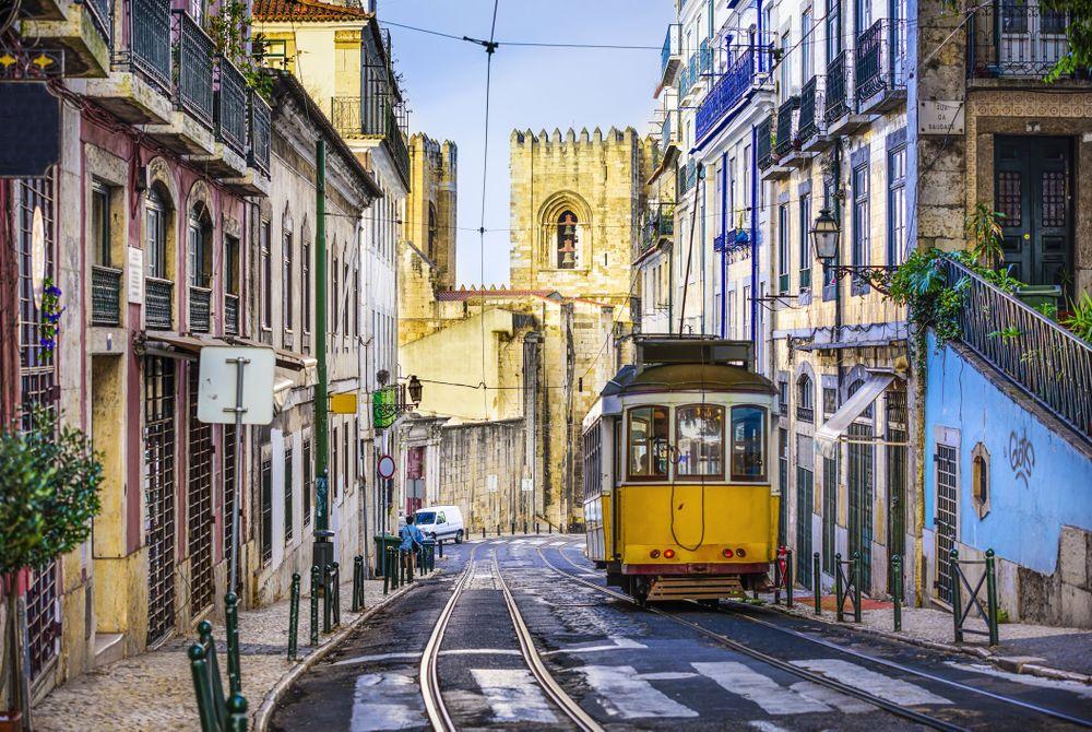 Stedentrip Lissabon in de herfst