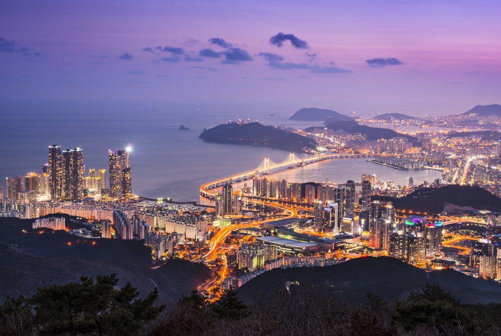 Zuid-Korea's tweede stad: Busan