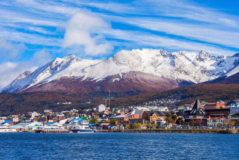 Het einde van de wereld: Tierra Del Fuego