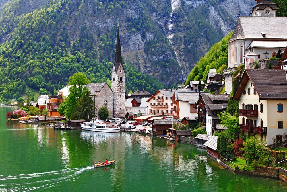 7 prachtige dorpen in Europa