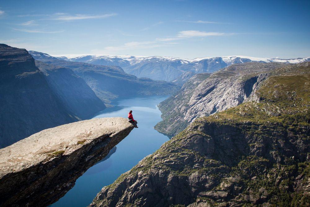 Eén van de mooiste plekken in Noorwegen: Trolltunga