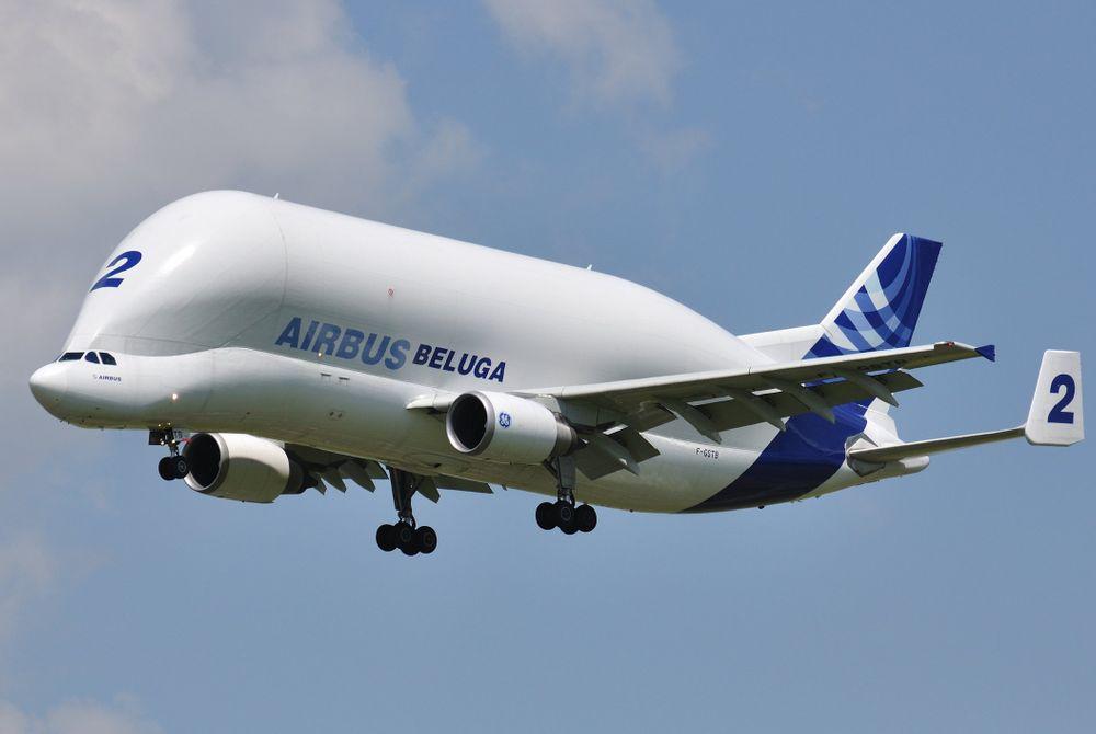 Is dit 's werelds lelijkste vliegtuig?