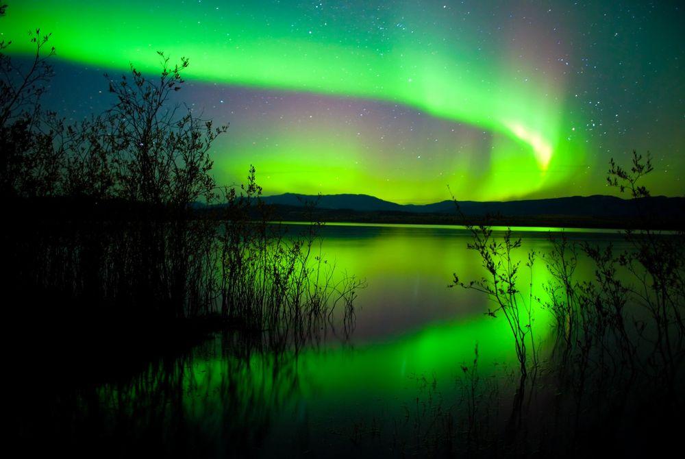 VIDEO: Het Noorderlicht in Noorwegen