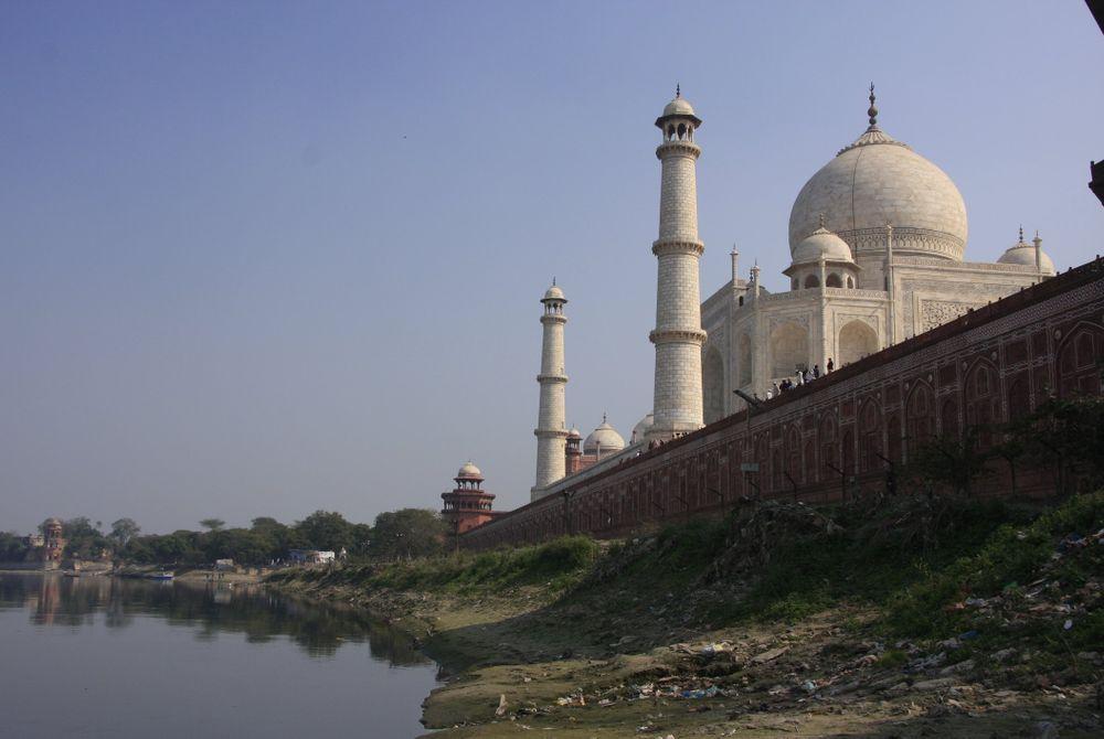 Waarom je nù de Taj Mahal moet bezoeken