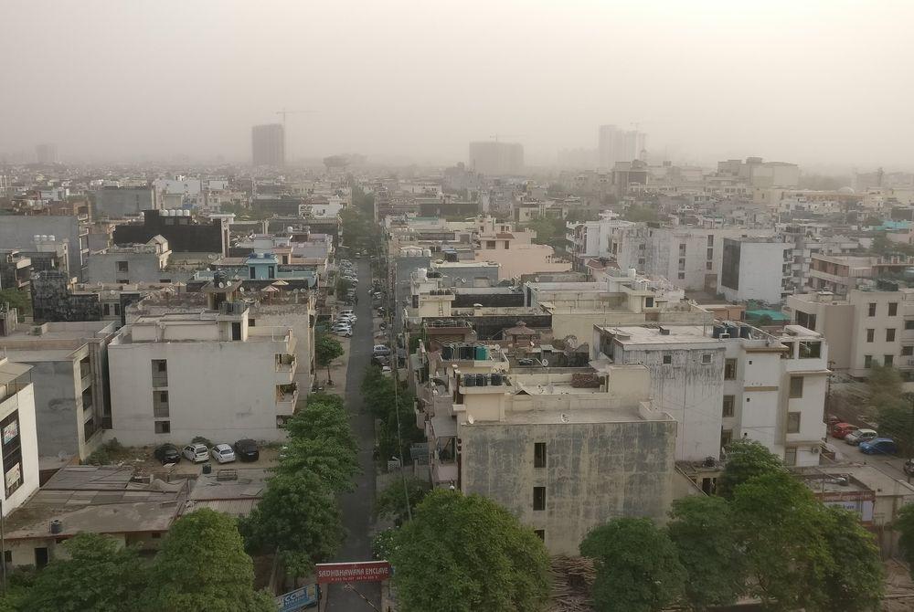 's Werelds meest vervuilde stad is...