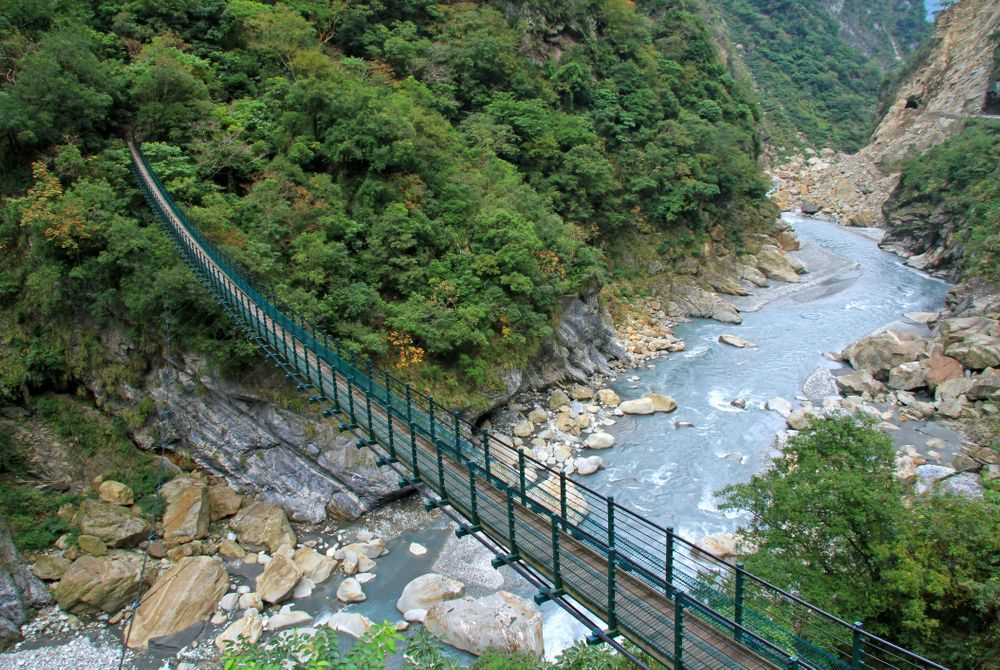 5 Must-sees in Taiwan