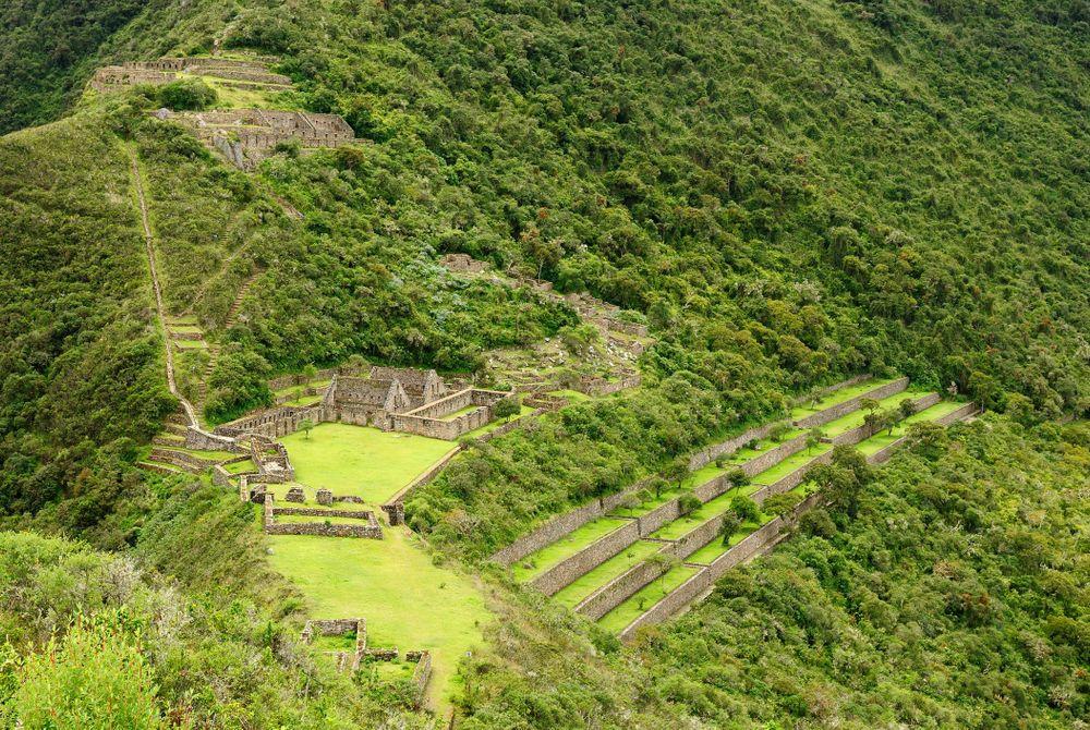 Choquequirao, het 'zusje' van Machu Picchu